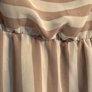Charlotte Russe Dresses - Strapless dress